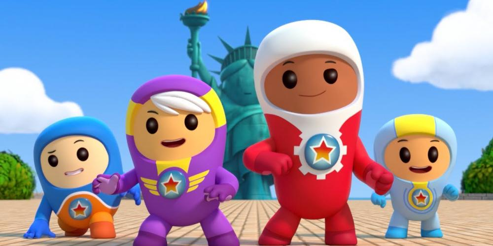 The Go Jetters